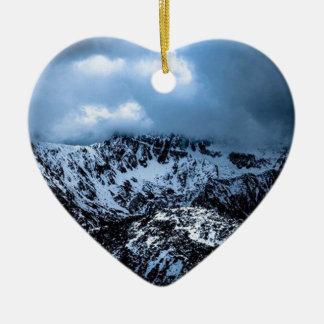 Storm Brewin Keramisch Hart Ornament