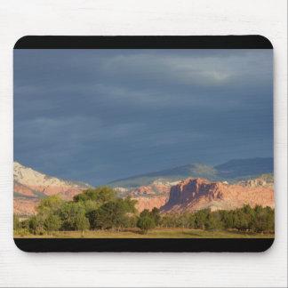 Storm komen-Torrey Utah Muismatten
