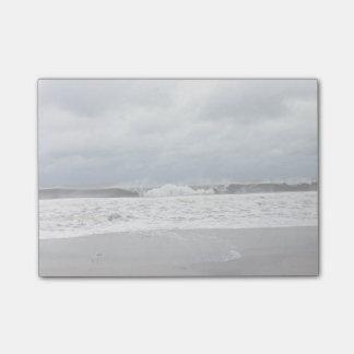 Stormachtige Zeeen van de Atlantische Oceaan Post-it® Notes
