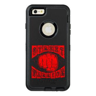 straat strijder OtterBox defender iPhone hoesje
