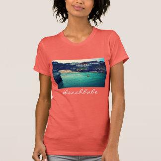 Strand babe T -t-shit T Shirt