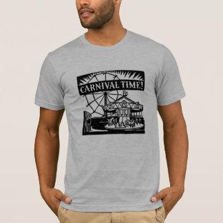 """Strand de """"Tijd van Carnaval"""" (Vulling in de stad) T Shirt"""
