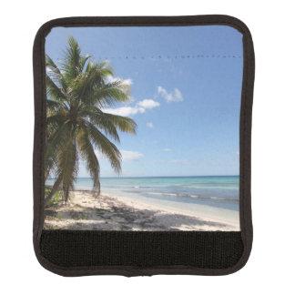 Strand van het Paradijs van Saona van Isla het Handvat Beschermer