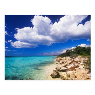 Stranden, Barahona, Dominicaanse Republiek, 2 Briefkaart