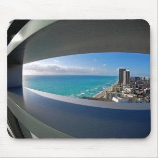Strandmening het Zuid- van Florida Muismat