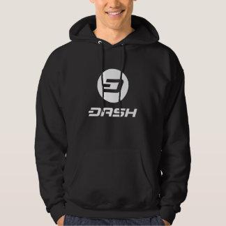 Streepje-mannen hoodie-Cryptocurrency Hoodie