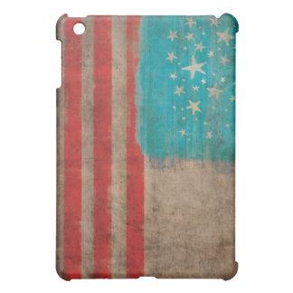 Strepen en Sterren Verenigde Staten iPad Mini Covers