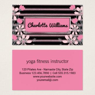 Strepen van de Instructeur van de yoga de Roze |