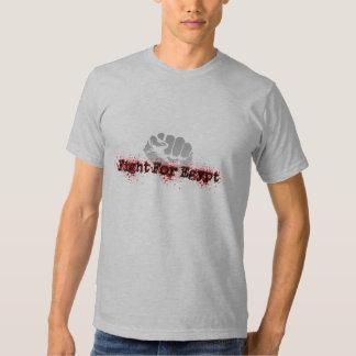 Strijd voor Egypte T-shirt