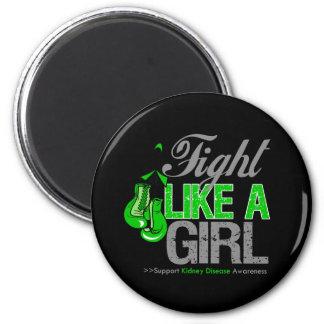 Strijd zoals een Meisje die - de Ziekte van de Nie Magneten