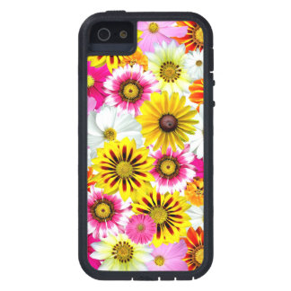 [Stroom-001] Flower power Tough Xtreme iPhone 5 Hoesje