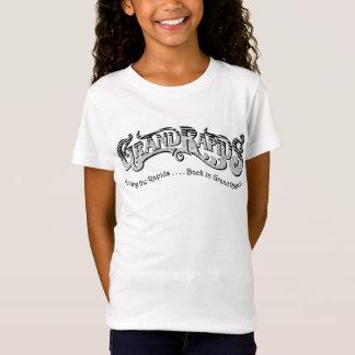 Stroomversnelling terug in het Overhemd van het T Shirt