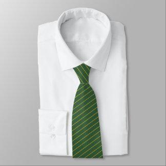 Stropdas van de Jager van het mannen het Groene en