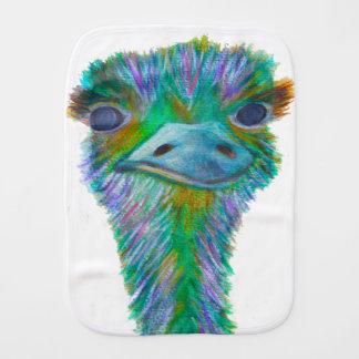 Struisvogel Monddoekje