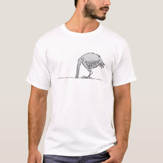Struisvogel T Shirt