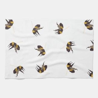 Stuntel Bijen Theedoeken