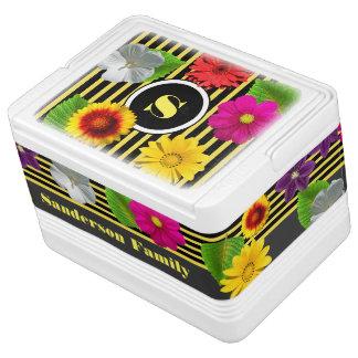 Stuntel de Strepen & de Bloemen van de Bij Igloo Koelbox