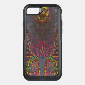 Stykedelic! OtterBox Commuter iPhone 7 Hoesje