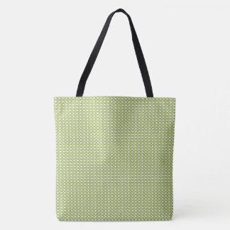 Stylish-Green-Gems_Fabric-Totes-Bags_Multi-Sz Draagtas