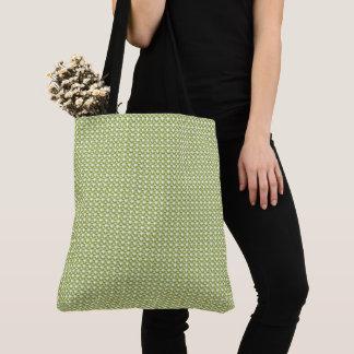 Stylish-Green-Gems_Fabric-Totes-Bags_Multi-Sz Draagtas