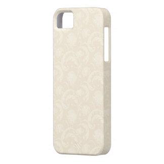 Subtiele BloemeniPhone 5 van de Paardebloem van de Barely There iPhone 5 Hoesje
