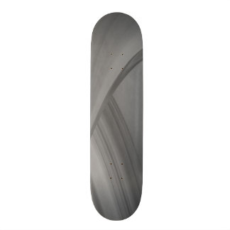 Subtiele Houtskool 20,6 Cm Skateboard Deck