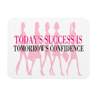 Succes & Vertrouwen: Het Meisje van de carrière Magneet