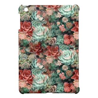 Succulente Succulents iPad Mini Hoesjes