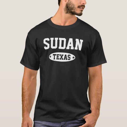Sudan Texas T Shirt