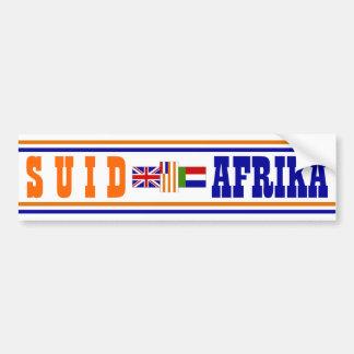 Suid-Afrika Bumpersticker