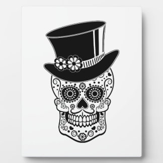 Suiker schedel-01 van de heer fotoplaat