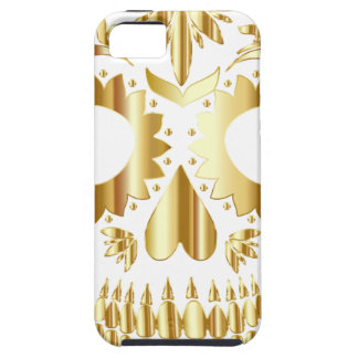 suiker-schedel-1782019 tough iPhone 5 hoesje
