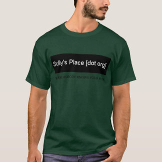 Sully Plaats [punt org] T Shirt