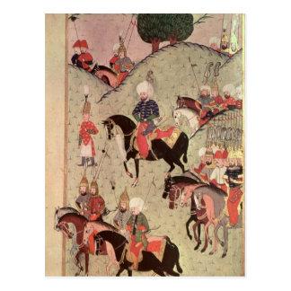Sultan Selim II Briefkaart
