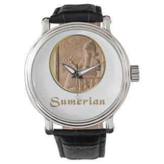 Sumerisch Horloges