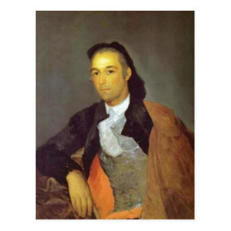 Summiere Auteur: Francisco de Goya verliep Briefkaart