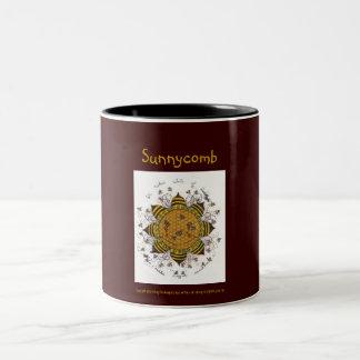 Sunnycomb - de Zwarte (chocoladebruine) Mok van