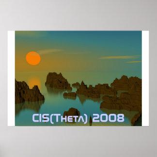 sunsethf, de GOS (Theta) 2008 Poster