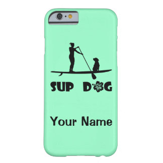 SUP Hond Barely There iPhone 6 Hoesje