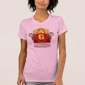 Super Gran - Super Oma Crimefighter T Shirt