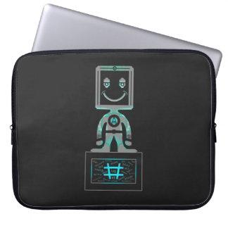 #Super Held Computer Sleeve