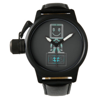 #Super Held Horloge