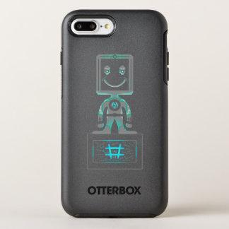 #Super Held OtterBox Symmetry iPhone 8 Plus / 7 Plus Hoesje