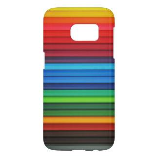 Super Kleurrijk Samsung Galaxy S7 Hoesje