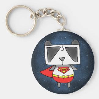Super Panda Sleutelhanger