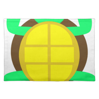 Super Schildpad Placemat
