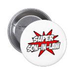 Super Schoonzoon Speld Button