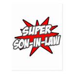 Super Schoonzoon Wens Kaart