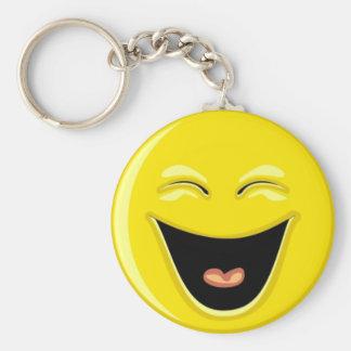 Super Smiley Sleutelhanger