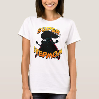Super Stepmom T Shirt